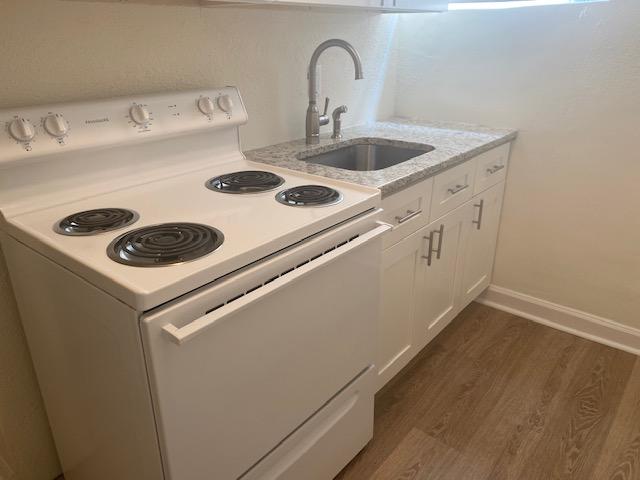 Kitchen - renovated