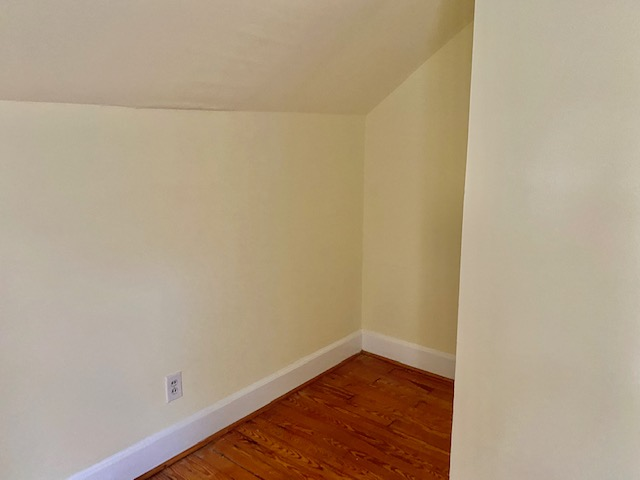 Nook in small upstairs bedroom