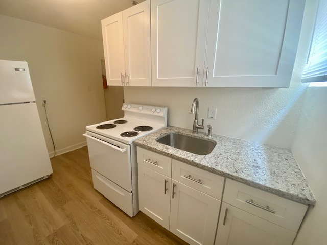 Renovated 1 Bedroom - kitchen