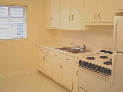 Original 2 Bedroom - kitchen