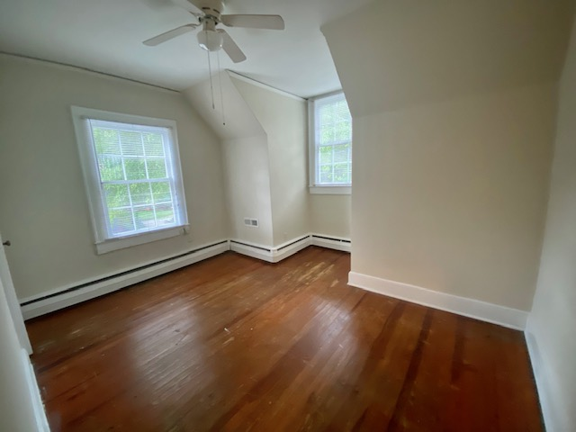 Smaller bedroom upstairs