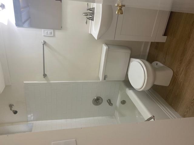 Bath - renovated